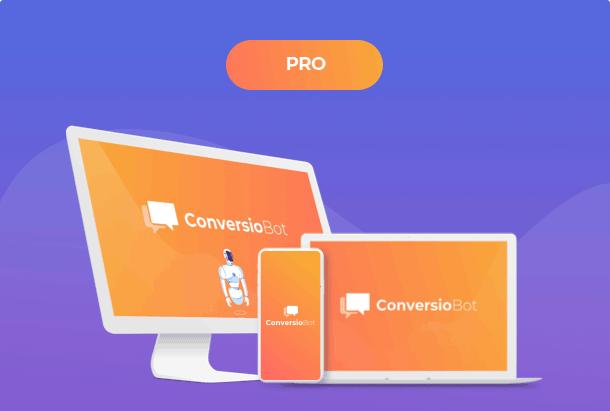 Obtenga más clientes potenciales y conversiones con Chatbots atractivos 42